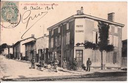 CHAVANGES-LE BUREAU DE POSTE - France