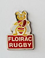 Pin's  Sport Rugby Floirac - R45 - Rugby