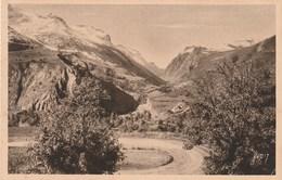 Carte Postale Ancienne Des Hautes-Alpes - La Haute-Vallée De La Romanche Fermée Par Un Amphithéâtre De Glacier - Frankreich