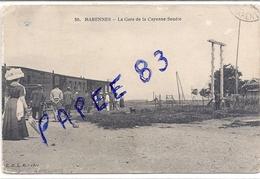 17 MARENNES La Gare De La Cayenne Seudre - Marennes