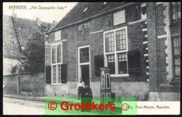 NAARDEN Het Spaansche Huis 1907 - Naarden