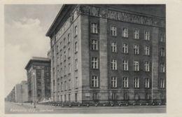 AK - KATTOWITZ (Katowice) - Gauhaus ( Schlesisches Parlament) 1942 - Polen