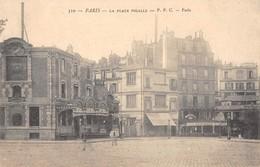 CPA 75 PARIS XVIIIe PLACE PIGALLE - Arrondissement: 18