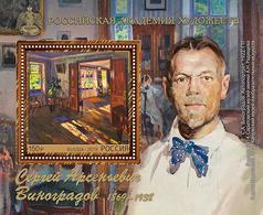 Russia 2019 Artist Vinogradov S/S MNH - 1992-.... Federation