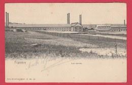Franière - Les Usines - Glacerie  St Gobain - 1907 ( Voir Verso ) - Floreffe