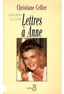 Lettres à Anne De Christiane Cellier (1995) - Cultura