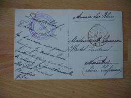 Occupation Allemagne Commandement En Chef Des Armees Allies Tresor Et Postes 3 Dusseldorf - Marcofilie (Brieven)