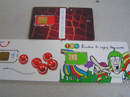 Thailand  Unused SIM Cards ,date Expired   LOT 2 - Tailandia