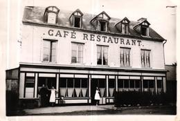 PONT L'EVEQUE -14- HOTEL DE LA TOUQUES - Pont-l'Evèque