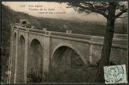 CP 05 Viaduc De La Selle 1907 - France