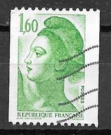 FRANCE 2222 Liberté De Delacroix . - Gebruikt