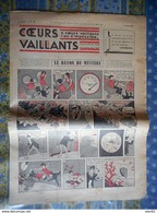 COEURS VAILLANTS 1936 N° 32 LE RAYON DU MYSTERE TINTIN ET MILOU En EXTREME ORIENT HERGE - Tintin
