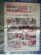 COEURS VAILLANTS 1936 N° 33 LE RAYON DU MYSTERE TINTIN ET MILOU En EXTREME ORIENT HERGE - Tintin