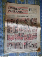 COEURS VAILLANTS 1936 N° 35 LE RAYON DU MYSTERE TINTIN ET MILOU En EXTREME ORIENT HERGE - Tintin