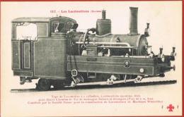 Les Locomotives - Suisse- Collection Fleury  187-Locomotive  à Crémaillere  Pour  Montagnes Suisses Et Etrangers - Matériel