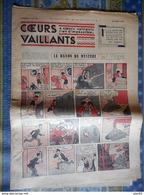 COEURS VAILLANTS 1936 N° 30 LE RAYON DU MYSTERE TINTIN ET MILOU En EXTREME ORIENT HERGE - Tintin