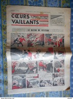 COEURS VAILLANTS 1936 N° 31 LE RAYON DU MYSTERE TINTIN ET MILOU En EXTREME ORIENT HERGE - Tintin