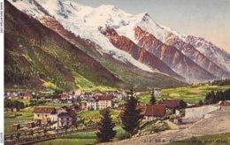 Chamonix Et Le Mont Blanc - Chamonix-Mont-Blanc