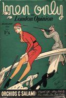 Men Only N°56 De Collectif (1954) - Humour