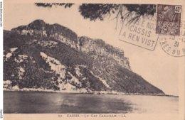 Cassis Le Cap Canaille - Cassis
