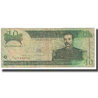 Billet, Dominican Republic, 10 Pesos Oro, 2003, KM:165b, TB - Dominicaine