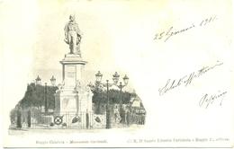 17829 -  Reggio Calabria - Monumento Garibaldi F - Reggio Calabria