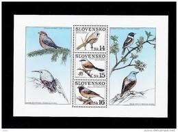 Oiseaux Chanteurs 1999  YT BF 13 Neuf  ; Mi Block 13 Mint  Birds Singvögel - Blocks & Sheetlets