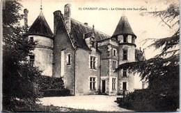 18 CHAROST - Le Château Coté Sud Ouest [REF/S010838] - Autres Communes