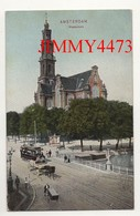 BRIEFKAART - AMSTERDAM - Westerkerk - Noord-Holland Pays -Bas - Dr. Trenkler Co., Den Haag.  1906 Utr. 160 - Amsterdam