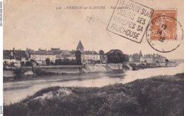 Verdun Sur Le Doubs Vue Générale - France