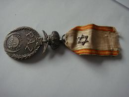 Médaille Militaire Espagne Paz 1909 1927 - Spain