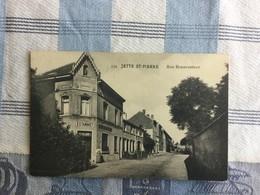 JETTE ST PIERRE  RUE  BONAVENTURE  ( CAFE ) - Jette