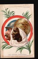 CPA//391....LES  LEGIONS AFRICAINES ...voir Etat - Militaria