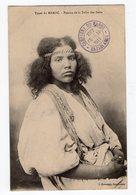 CAMPAGNE DU MAROC, FEMME DE LA TRIBU DES ZAËRS - Morocco