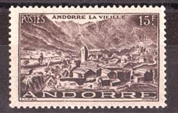 Andorre - 1948/51 - N° 132 - Neuf ** - Andorre-La-Vieille - Neufs