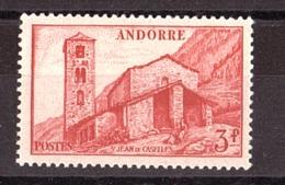 Andorre - 1948/51 - N° 120 - Neuf ** - Saint Jean De Casellas - Neufs