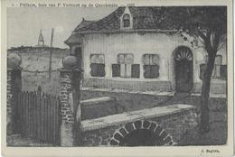 Pitthem,   Huis Van P. Verbiest Op De Queckmote. - Pittem