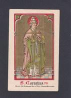 Neogotische Devotieprent S.Cornelius - Religion &  Esoterik