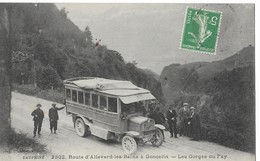 Autobus - Allevard