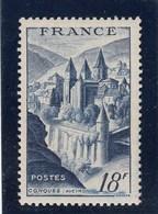 France - 1948 - N° YT 805** - Abbaye De Conques - Francia