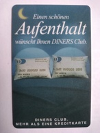 Austria Hotel Key, Holiday Inn Wien  (1pcs) - Cartas De Hotels