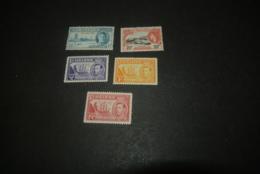 K23928 - Stamps Mint Hinged ST. Helena 1938 -53 - Sainte-Hélène
