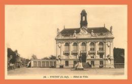 A721 / 033 76 - YVETOT Hôtel De Ville - Yvetot