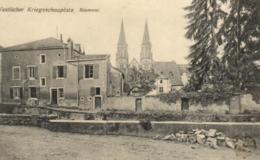 54 - Meurthe Et Moselle - Blamont - D 1114 - Blamont