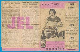 VERSEZ DANS VOS CONFITURES JEL LA CERTITUDE DU SUCCES GEL BP 38 LORIENT MORBIHAN - Publicités
