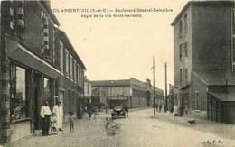 VAL D'OISE  ARGENTEUIL   Boulevard General Delambre - Argenteuil