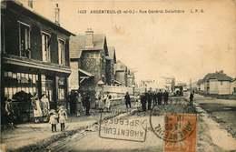 VAL D'OISE  ARGENTEUIL   Rue Du General Delambre - Argenteuil