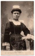 CPA 29 - PONT-AVEN (Finistère) Jeune Femme De SCAER Et PONT-AVEN Costume De Fête - Pont Aven
