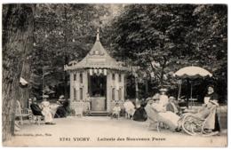 CPA 03 - VICHY (Allier) - 2761. Laiterie Des Nouveaux Parcs (animée) - Vichy