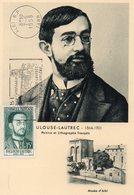 1958  Albi Toulouse Lautrec - 1950-59